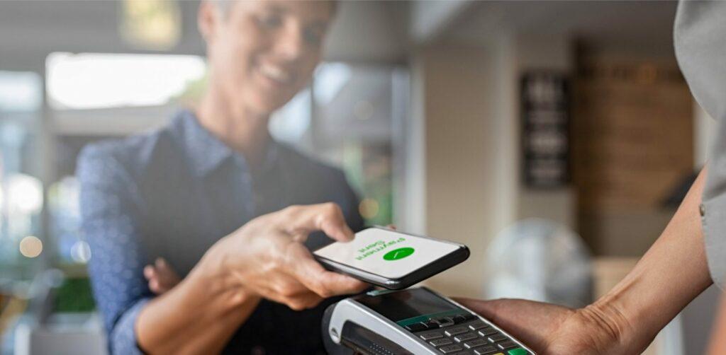 Betalen met een app